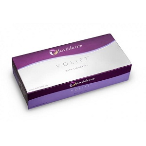 Juvederm Volift with Lidocaine (2x1ml)